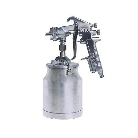 Pistola Pintura Alta Produção Pro 510 Pdr