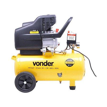 Compressor de Ar 8,5 pés Vonder
