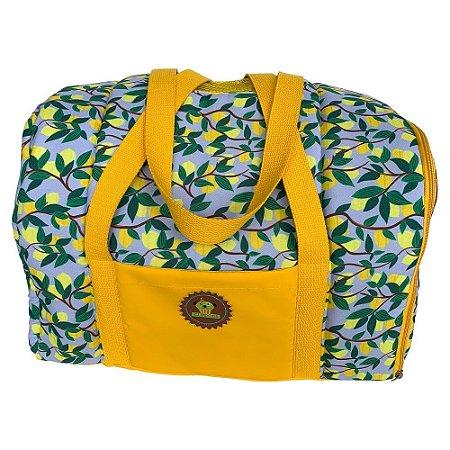 bolsa de transporte  limão siciliano