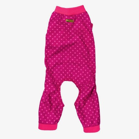 Pijama estampa bolinhas cereja