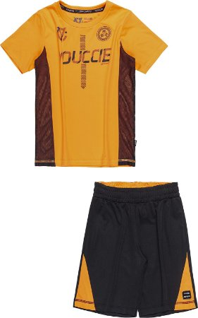 Conjunto Sport Neon T-Shirt e Shorts - Youccie