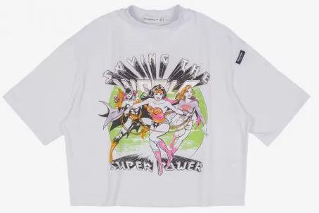 T-Shirt Liga da Justiça- AUTHORIA