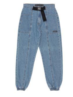 Calça Jeans Soltinha - AUTHORIA