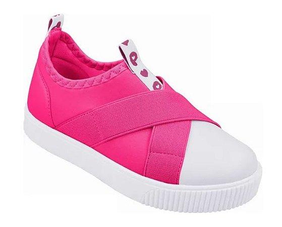Tênis Luna de Elástico Pink - Pampili