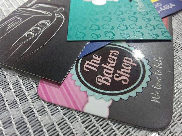 Cartão de Visita Luxo