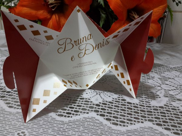 Convite Padrão Especial 3