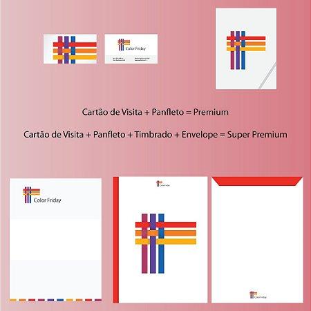 Identidade Visual Super Premium