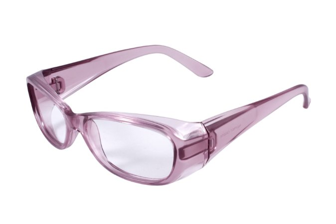 6e4c44ac09771 Óculos de segurança grau Vésper rosa