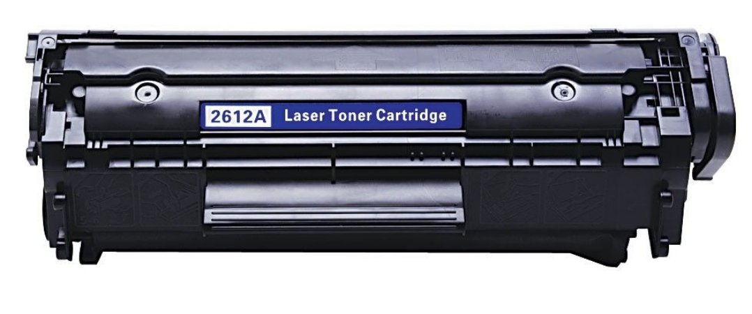 Toner Compatível HP Q2612A 12A | 1010 1012 1015 1018 1020 1022 3015 3030 3050 | 2.000 páginas