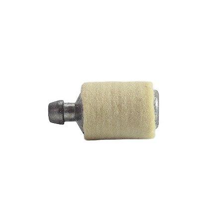 Filtro de Combustível Stihl (Bico Grosso) Metal Pesado