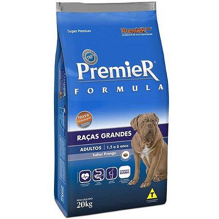 Ração Para Cães Premier Super Premium Formula  Cachorro