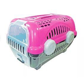 Caixa Transporte para Cães e Gatos Furacão Pet