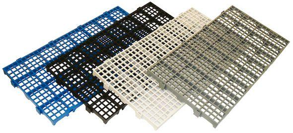 Estrado Plástico Piso Multi Pallet