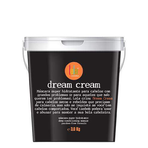 Dream Cream Máscara Super Hidratante Lola 3Kg