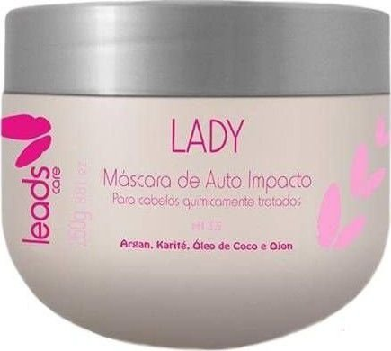 Máscara de Auto Impacto Lady Leads Care 300g