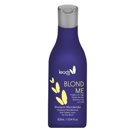 Shampoo Manutenção Blond Me Leads Care 300ml