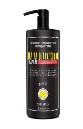 Shampoo Anabolizante Capilar Natumaxx 1L