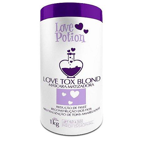 Btox Love Tox Blond Matizador Love Potion