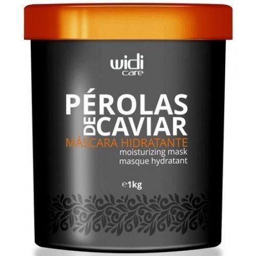 Máscara Hidratante Pérolas de Caviar Widi Care 1Kg