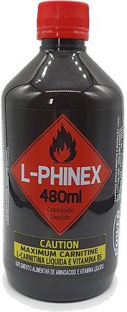 L-Carnitina L-Phinex da Power Supplements