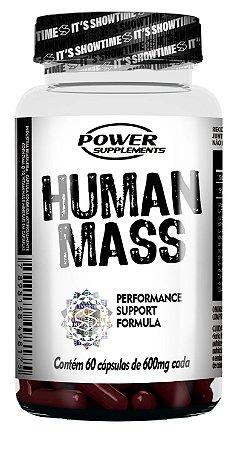 Suplemento Human Mass da Power Supplements