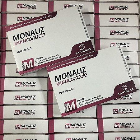 Monaliz - Meu Controle - Combo com 2 caixas!