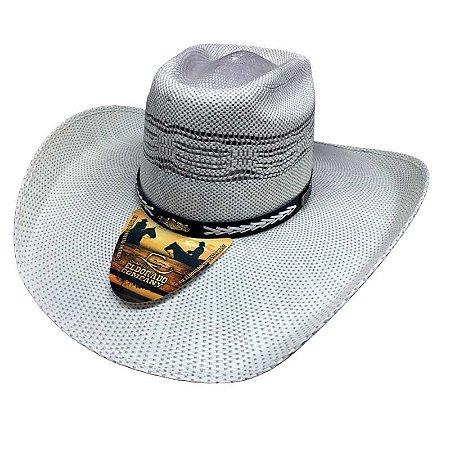Chapéu Country Eldorado Company - Bangora Cinza