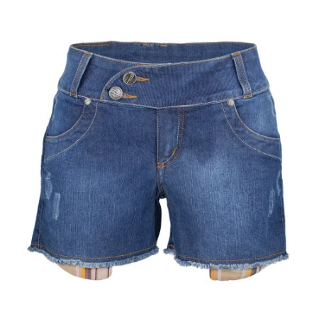 Shorts Jeans Feminino Trooper  Jeans