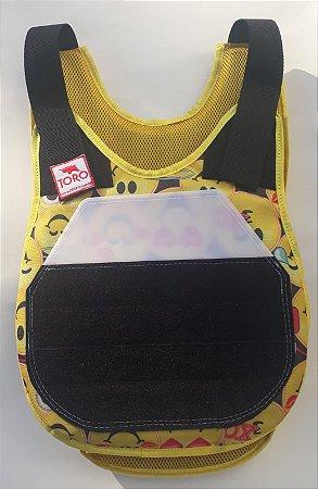 Colete de Proteção Amarelo Bullfigther