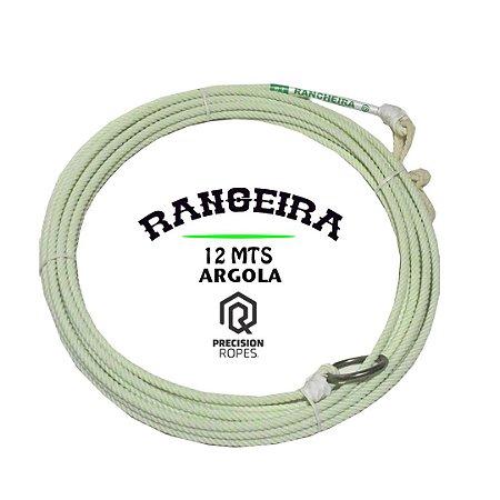CORDA RANCHEIRA 4T 12 MTS C/ ARGOLA - PRECISION ROPES