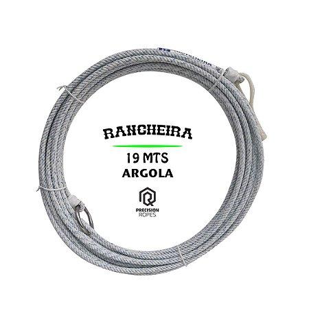 CORDA RANCHEIRA 4T 19 MTS C/ ARGOLA - PRECISION ROPES