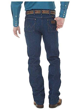 Calça Wrangler Premium Performance Cowboy Cut Slim Fit Jean