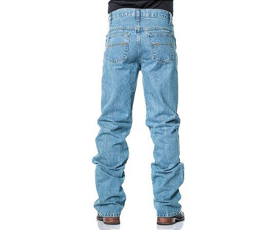 Calça Jeans Masculina Tatanka Crazy Tradicional Azul Claro