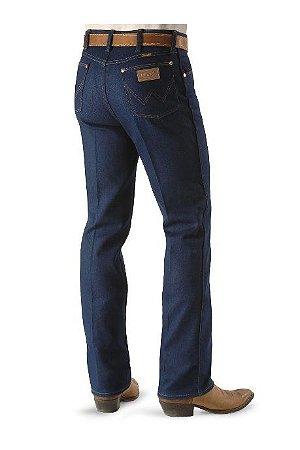 Calça Jeans Masculina Wrangler Cowboy Cut Regular Fit Strech