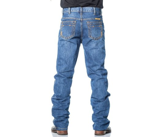 Calça Jeans Masculina Tatanka Gold Ocre Tradicional