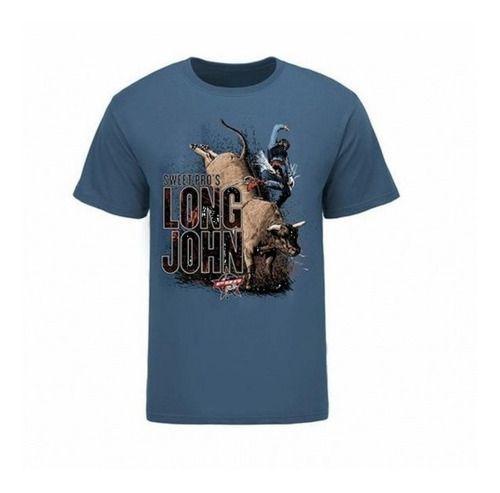 Camiseta Masculina Pbr Long John Buck Off De Sweet Pro