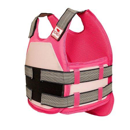 Colete Proteção,Salva - Vidas Pink (Bullfighter)