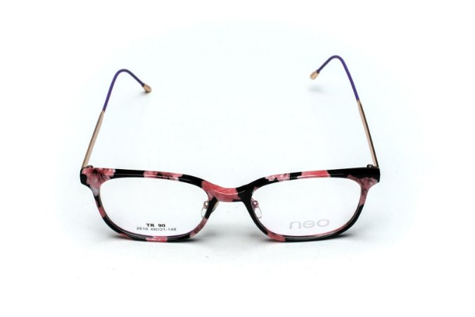 Neo Stripped Floral - 2618