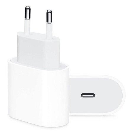 Carregador Apple com 1 Saída USB-C, 20W, Turbo