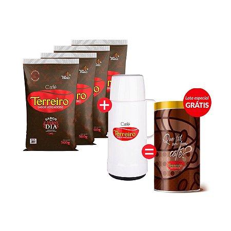 Café Terreiro Kit Pros Forte