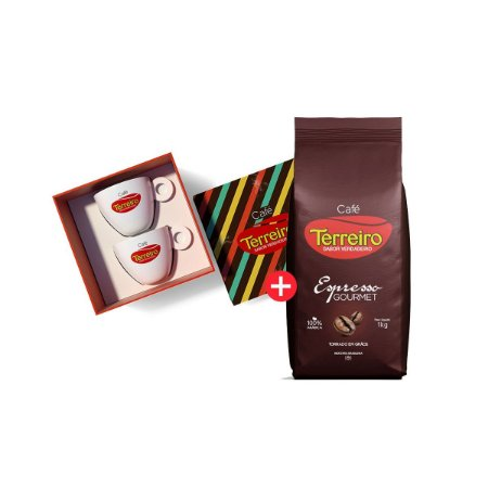 Café Terreiro Kit Gurmezim Bom D+