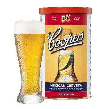 BEER KIT COOPERS MEXICAN CERVEZA - 23 LITROS