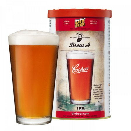 BEER KIT COOPERS BREW A IPA - 23 LITROS