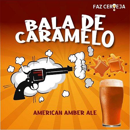 Kit Bala de Caramelo - American Amber Ale