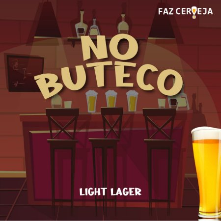 Kit Receita No Buteco - Light Lager