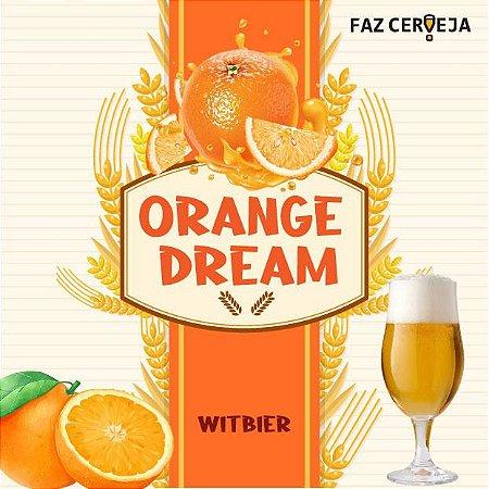 Kit Receita Orange Dream - Witbier