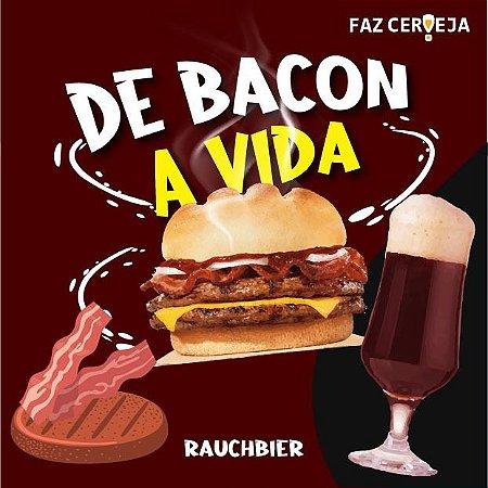 Kit Receita De Bacon a Vida - Rauchbier