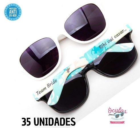 Óculos Personalizado Multicolor -   35  unidades