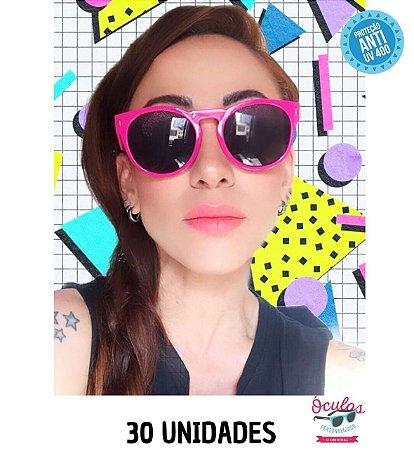 Óculos Personalizado Estilo - 30 unidades