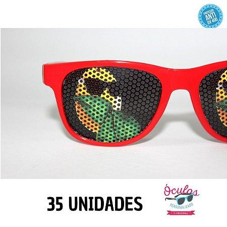 Óculos Lentes Personalizadas - 35 unidades